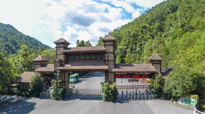 专家组到新版亚博体育app下载山开展2018年广西森林旅游系列等级现场考评